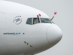 Air France now offers direct flights between Vancouver and Paris